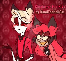Charlastor Fan Kids