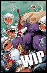 The MAXX Colors WIP by acosorio