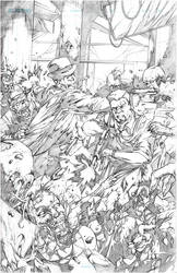 Grey Matters Pencils by acosorio