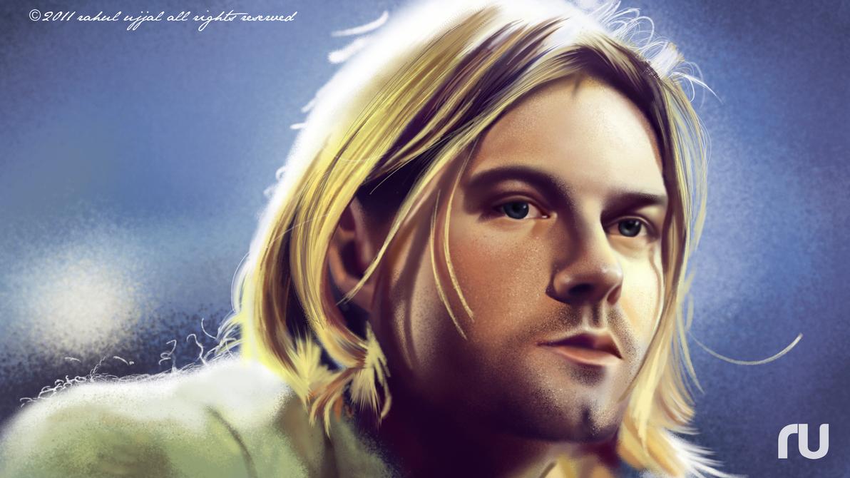 Kurt Cobain by RahulUjjal