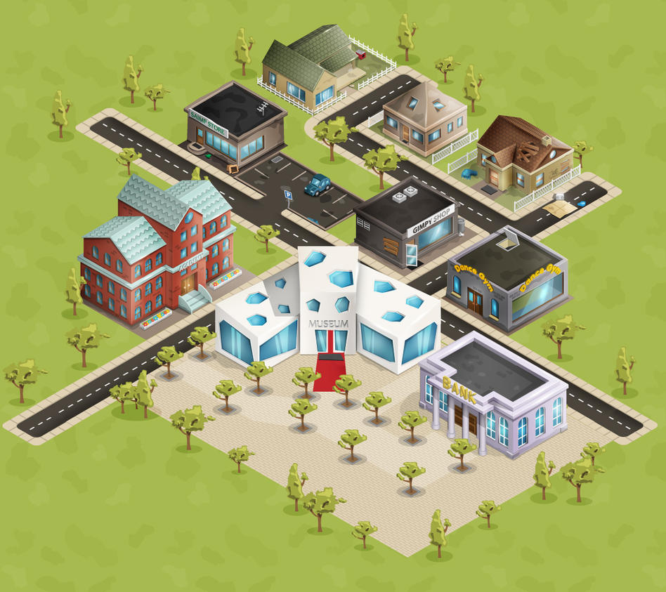 how to make an isometric game