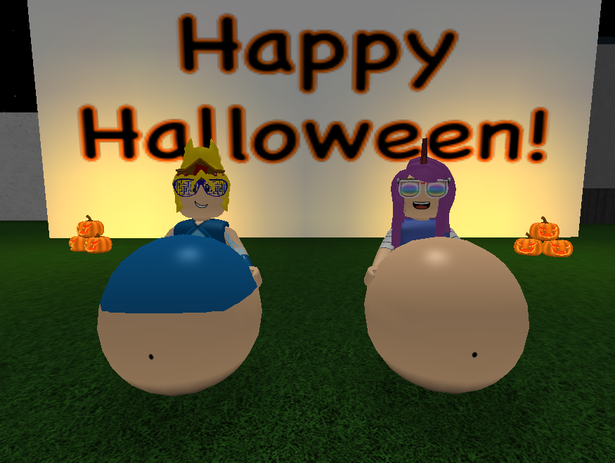 Halloween Vore 2020 Penny(Tessla) and Nancy(Enid) Vore (Halloween) by Fernando802 on