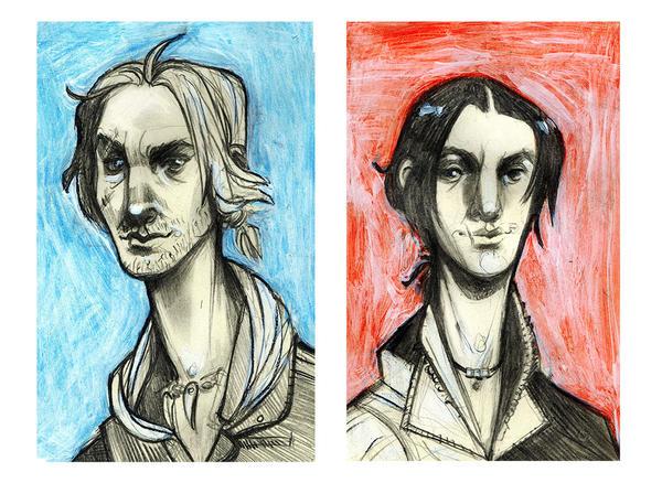 Assassins by fedora-blues