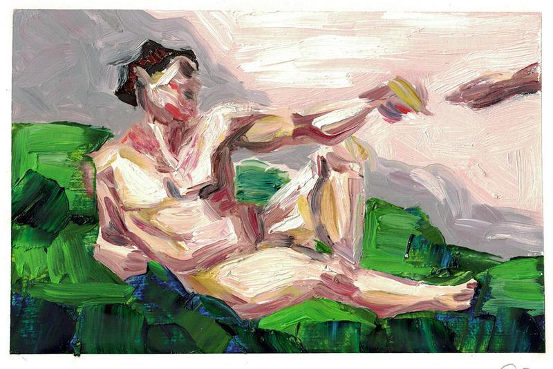 Michelangelo Study by fedora-blues