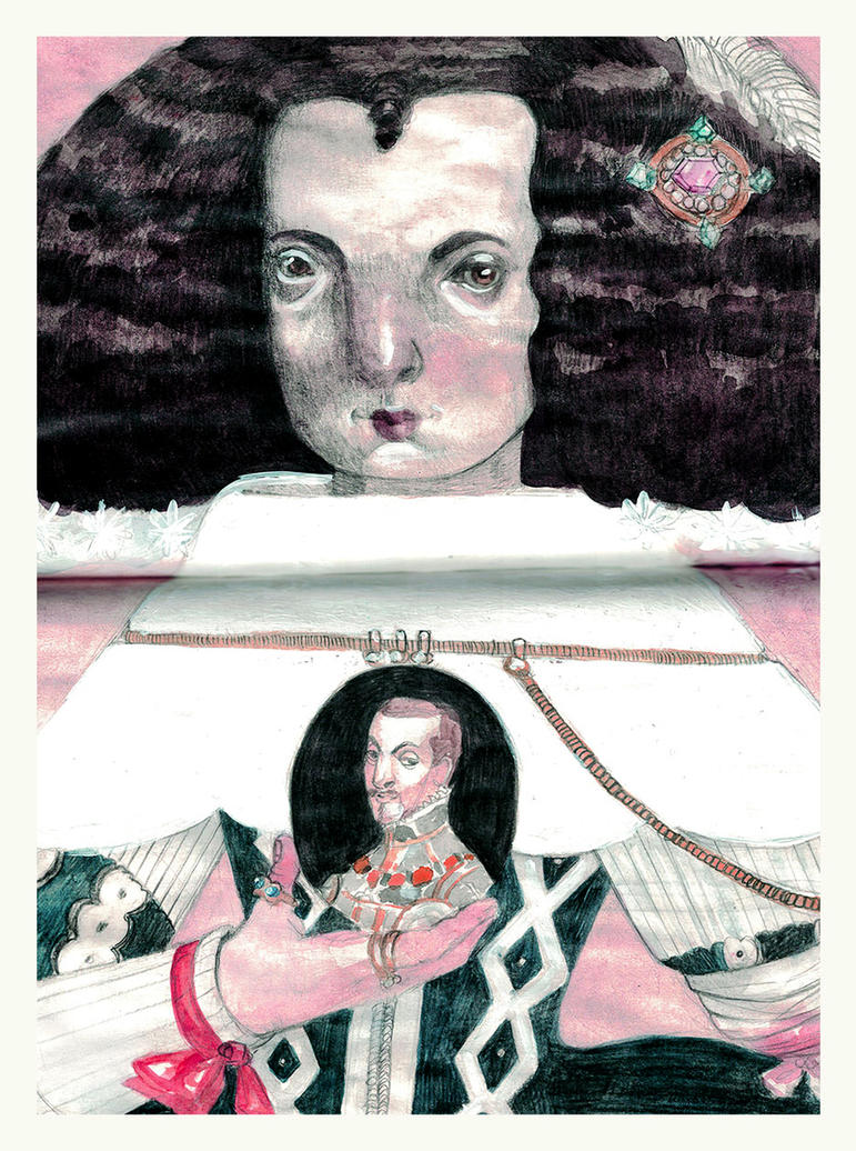 Felipe II, con amor. by fedora-blues