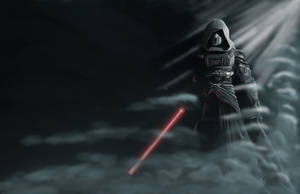 Darth Revan by TheSilverBoy