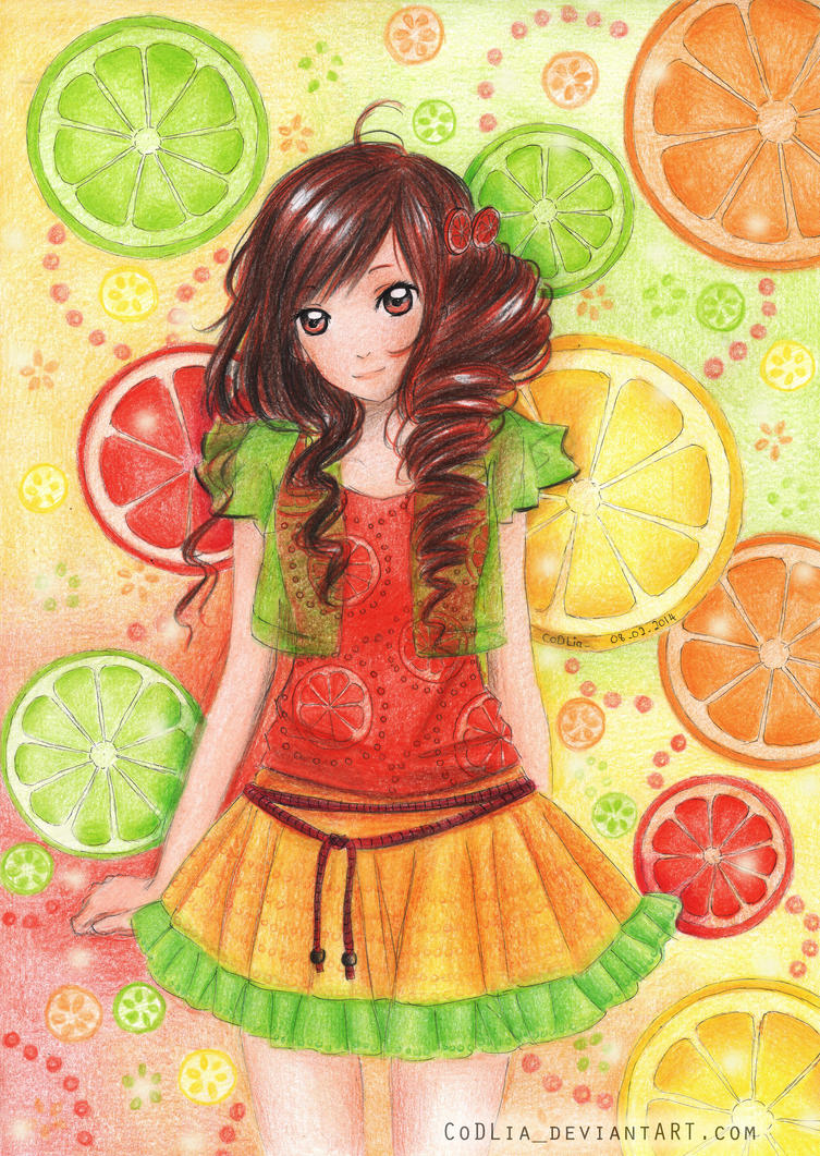 Citrus by CoDLia