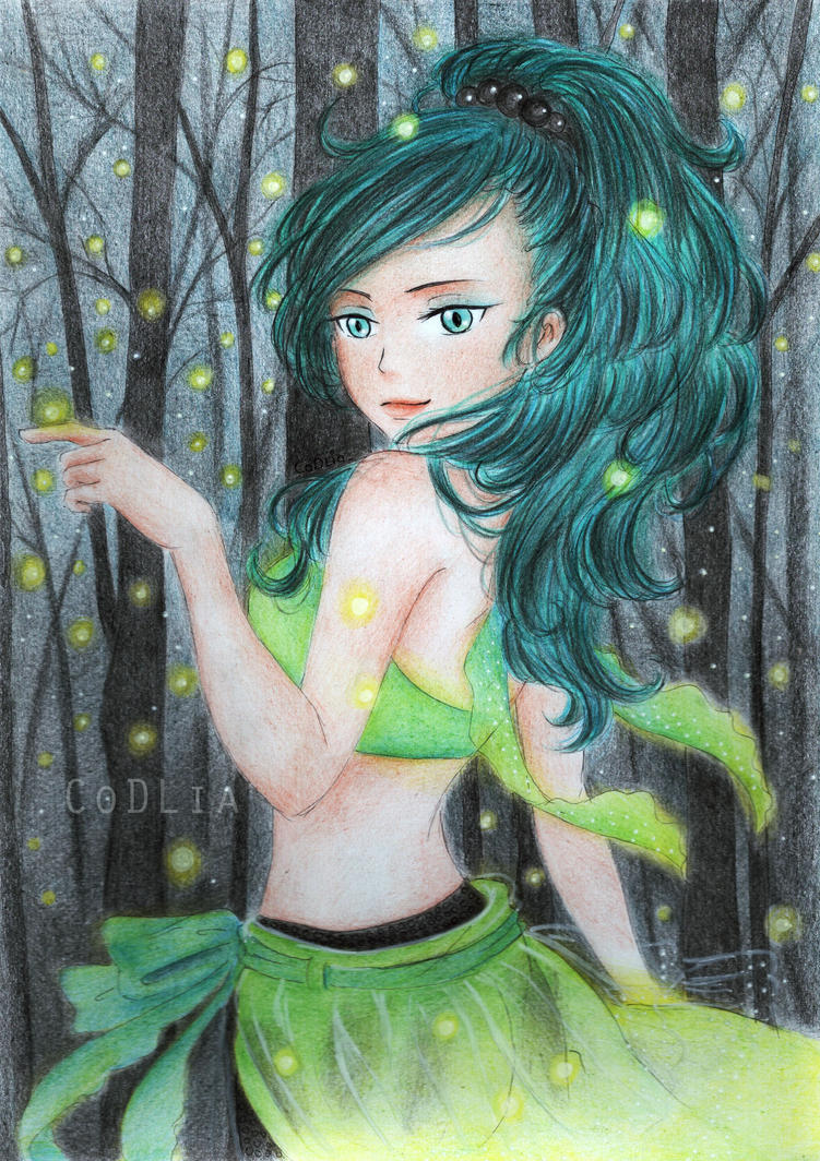 Lady Firefly by CoDLia