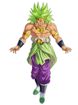 Broly Fusion