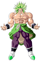 Broly Movie 2018 Full Official Canon by obsolete00