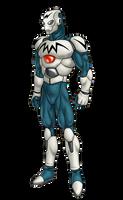 Dragon Ball Galactic Patrol Jiya by obsolete00