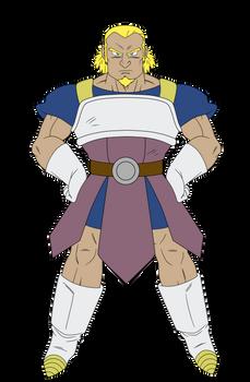 Super Saiyan Renso