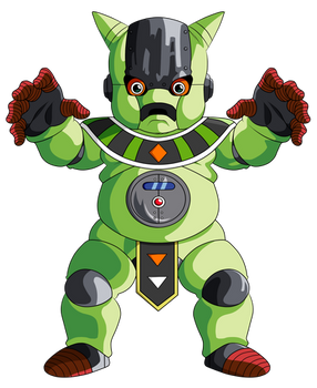 Luud God of Destruction