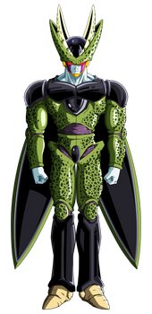 Perfect Cell-X Fusion