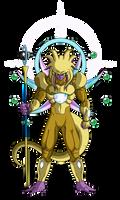 God Slayer Golden Sealas Frieza Fusion