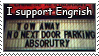 I support... Engrish 2 by IceVallejo
