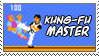 Kung-Fu MASTER by IceVallejo