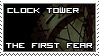 The First Fear -Clock Tower- by IceVallejo