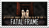 Fatal Frame by IceVallejo