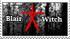 Blair Witch Stamp by IceVallejo