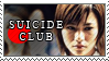 Suicide Club Stamp by IceVallejo