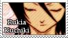 Rukia Kuchiki Stamp by IceVallejo