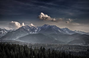 Tatra Mountains by krychu84