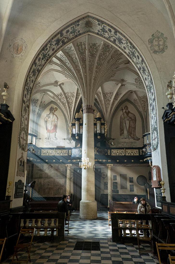 Church of the Holy Cross by krychu84