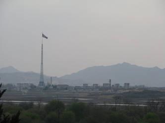 The Flag Pole War by phdmatt2002