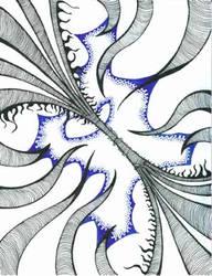 Psychedelic hands by phdmatt2002