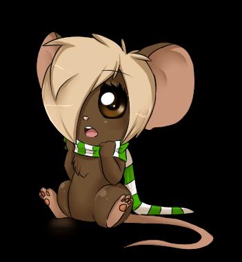 My mouse chibi
