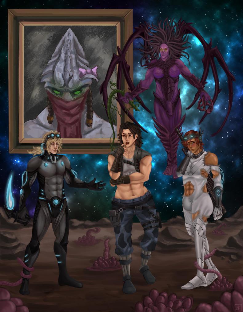 GenderCraft by immortalblood0219