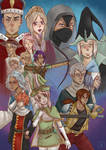 Nova: Synthesis Creaturum Fanart Contest! by immortalblood0219