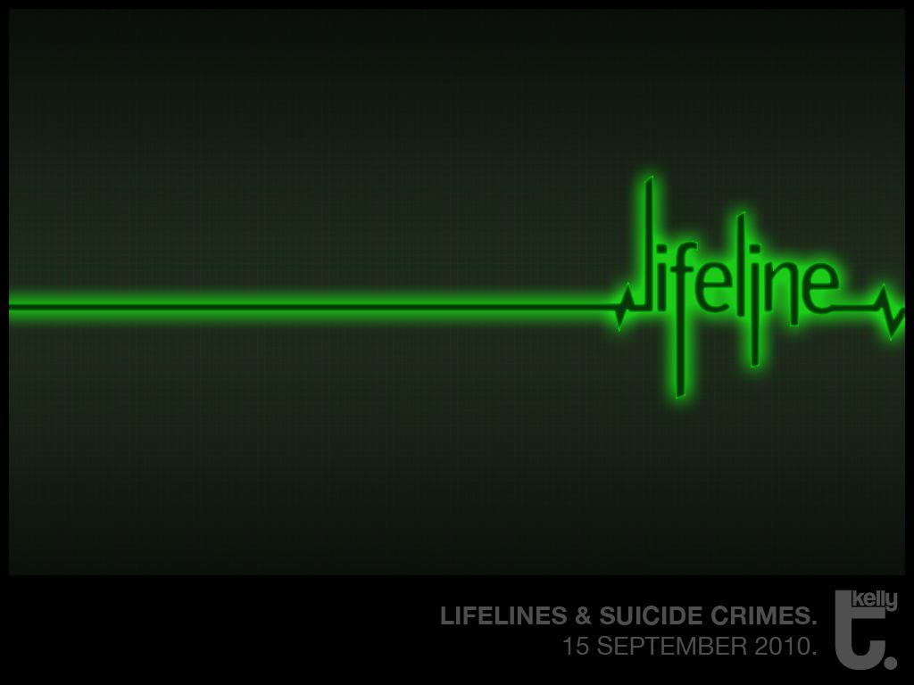 Lifelines Suicide Crimes By Aamplify