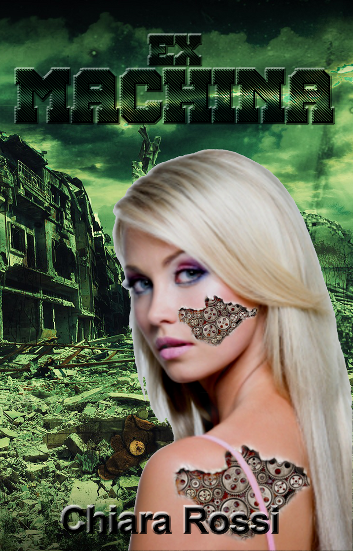 Ex Machina coverbook by ChiaraRossi925