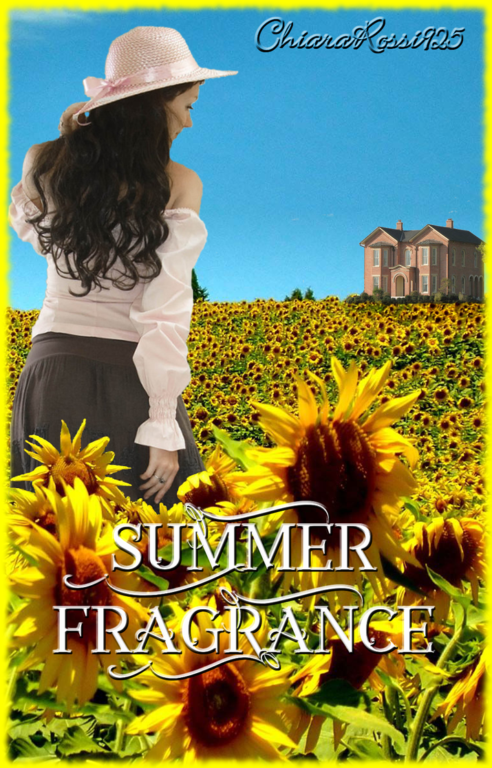 Summer Fragrance- Book Cover by ChiaraRossi925
