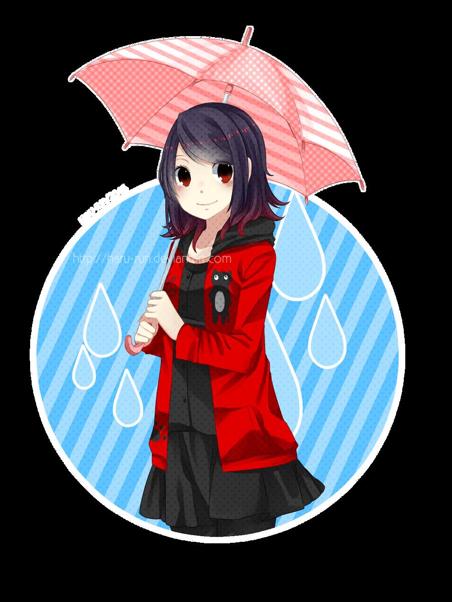New ID : rainy day by Haru-run