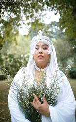 Bai Nushen   Goddess of Light