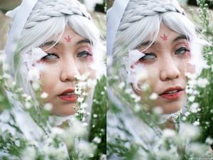 Bai Nushen | Goddess of Light