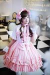 The sweet colors of Peach | Lolita Dress