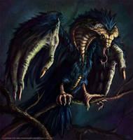 Abomination by gameofdolls