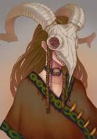 mask by vallarii