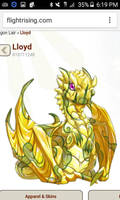 LLOYD *SCREECHES*