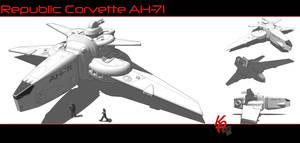 Strike Corvette A71