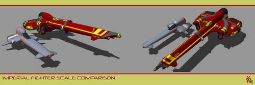 Strike Mid - Hvy Comparison by karash-amerius