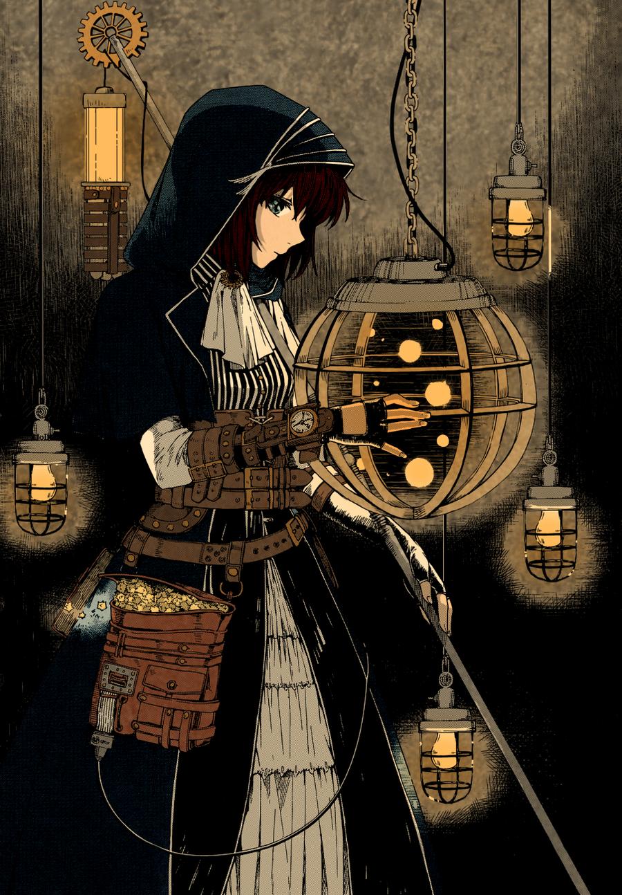 Mahoutsukai no Yome judi online