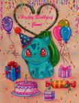 Happy Birthday Jenni