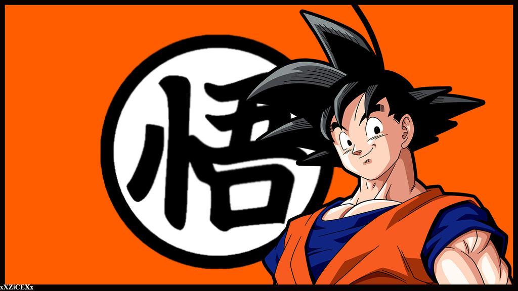 Son Goku Wallpaper By XXZiCEXx On DeviantArt