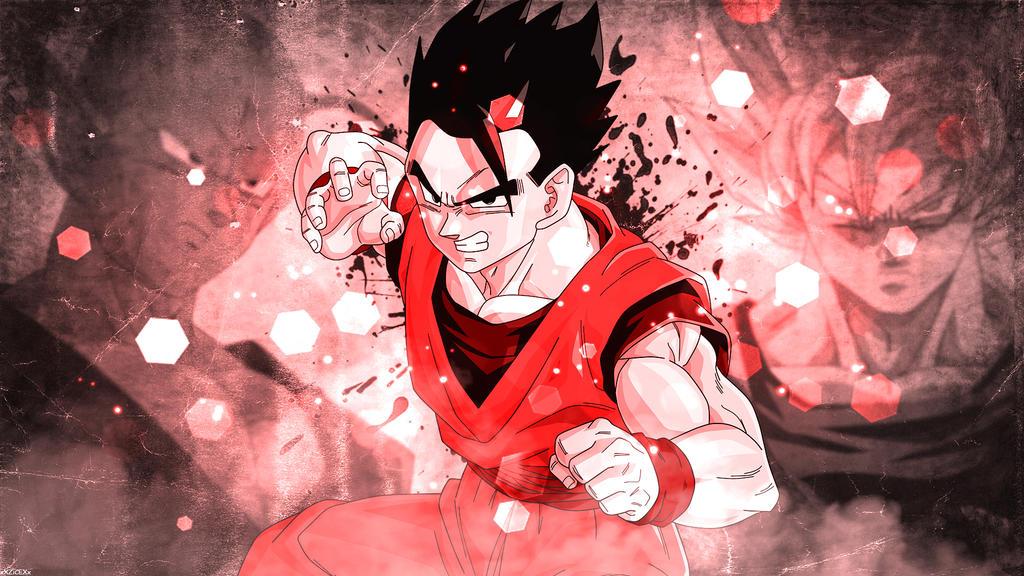 goku gohan images gokuhan HD wallpaper and background photos | Art ...