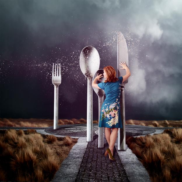 . . . Desiring Dinner . . . by ChIandra4U